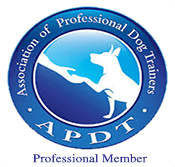 Association of Professional Dog Trainers Badge